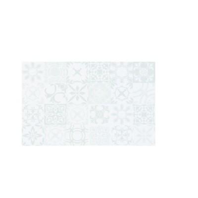 ⇨ Вся плитка   Плитка Cersanit SANSA WHITE PATTERN GLOSSY в интернет-магазине ▻ TILES ◅