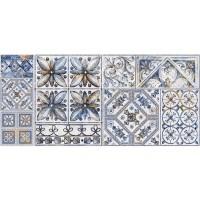 Плитка Інтеркерама VIVA декор серый Д 145071-1