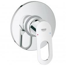 Grohe BauLoop Однорычажный смеситель для душа с внутренней частью (29042000)