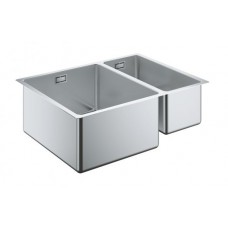 Мойдка для кухни Grohe 585x440 мм, под столешницу, 1,5 чаши, матовая (31577SD0)