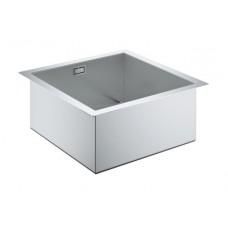 Мойдка для кухни Grohe 464x464 мм, 1 чаша, матовая, в уровень со столешницей (31578SD0)