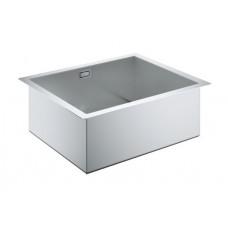 Мойдка для кухни Grohe 564x464 мм, 1 чаша, матовая, в уровень со столешницей (31579SD0)