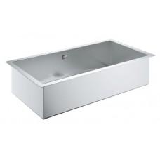 Мойдка для кухни Grohe 864x464 мм, 1 чаша, матовая, в уровень со столешницей (31580SD0)