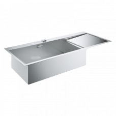 Мойдка для кухни Grohe 1160x520 мм, 1 чаша, матовая, в уровень со столешницей (31581SD0)