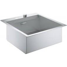 Мойдка для кухни Grohe 518x560 мм, 1 чаша, матовая, в уровень со столешницей (31583SD0)