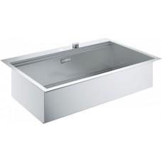 Мойдка для кухни Grohe 846x560 мм, 1 чаша, матовая, в уровень со столешницей (31584SD0)