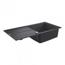 Мойдка для кухни Grohe 1000х500 мм, Granite Black (31641AP0)