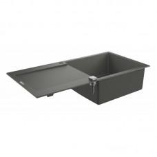 Мойдка для кухни Grohe 1000х500 мм, Granite Grey (31645AT0)
