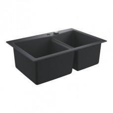 Мойдка для кухни Grohe 840х560 мм, Granite Black (31657AP0)