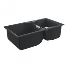 Мойдка для кухни Grohe 900х500 мм, Granite Black (31658AP0)