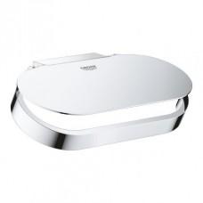 Grohe Selection Держатель для туалетной бумаги с крышкой (41069000)