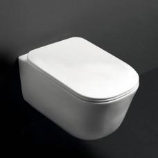 Крышка с сидением для унитаза Kerasan Tribeca с системой soft-close 5191 01