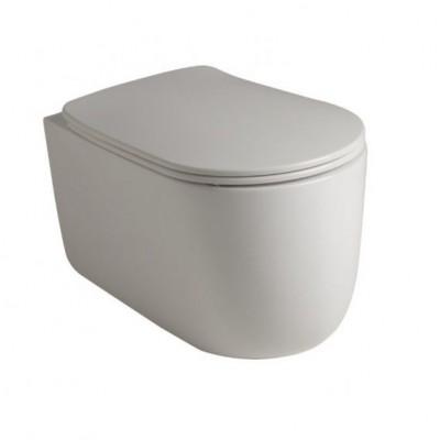 ⇨ Унитазы   Унитаз подвесной безободковый Kerasan Nolita 5314 30 в интернет-магазине ▻ TILES ◅