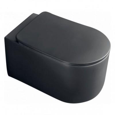 ⇨ Унитазы | Унитаз подвесной безободковый Kerasan Nolita 5314 31 в интернет-магазине ▻ TILES ◅