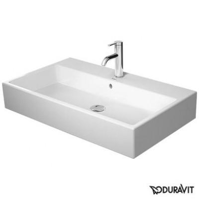 ⇨ Раковины | Керамическая раковина 80 см Duravit Vero Air 2350800027 в интернет-магазине ▻ TILES ◅