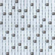 Мозаика Grand Kerama 507 микс металлик платина