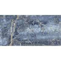 Керамогранит MEGAGRES-2 60x120 Sg NOTTE BLUE FULL LAP