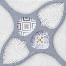 Плитка OSET KUBRICK RELIEF BLUE