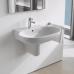 ⇨ Раковины | Керамическая раковина 60 см Duravit Bathroom Foster 0419600000 в интернет-магазине ▻ TILES ◅