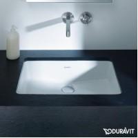 Керамическая раковина 48,5 см Duravit Vero Air 0330480000
