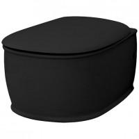 Подвесной унитаз Artceram Azuley (AZV001 03;00) black glossy