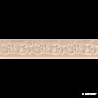 Плитка Marca Corona Deluxe 8977 DEx BEIGE FREGIO фриз 8×300×60