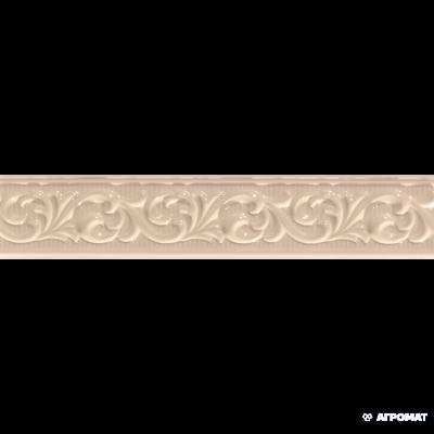 ⇨ Вся плитка | Плитка Marca Corona Deluxe 8977 DEx BEIGE FREGIO фриз в интернет-магазине ▻ TILES ◅