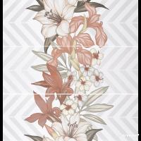 Плитка APE Ceramica Whisper DEC SET (3) MIA BIANCO декор3 8×900×316