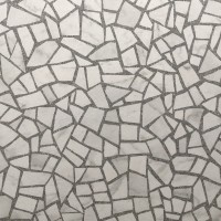 Керамогранит MEGAGRES TERRAMENT WHITE 9×600×600