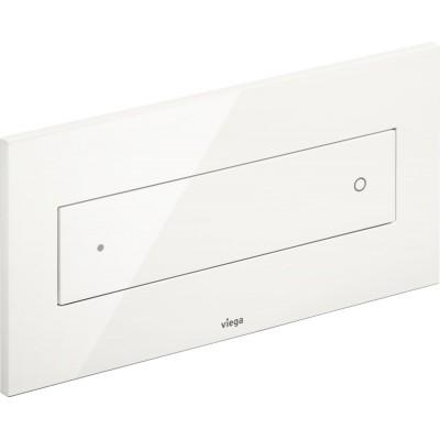 ⇨ Кнопки смыва для инсталляции | Клавиша смыва Viega Visign for Style 12 модель 8332.1, пергамон 597269 в интернет-магазине ▻ TILES ◅