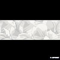 Плитка Opoczno Flower Cemento WHITE INSERTO 10×740×240