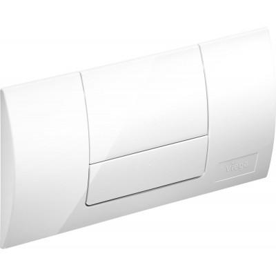 Клавиша смыва Viega Standard 8180.1, белая 449001