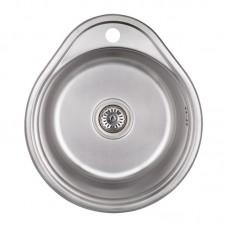 Кухонная мойка Imperial 4843 Micro Decor (IMP484306DEC)