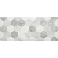 Плитка CERAMICA DESEO BENICASIM DECOR GRIS 9×600×250