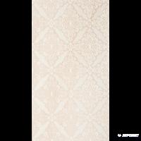 Плитка Marca Corona Newluxe D155 NLx.WHITE DAMASCO S/1 декор