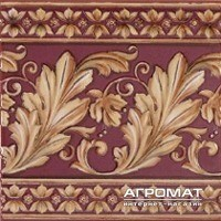 Плитка APE Ceramica Lord MAJESTY BURDEOS декор 6×200×200