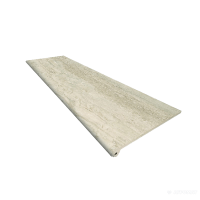 Клинкер EXAGRES Marbles PELDANO FIOR. TRAVERTINO ступени 12×1200×330