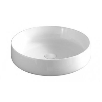 Керамическая раковина 48 см Artceram Cognac, white glossy (COL002 01;00)