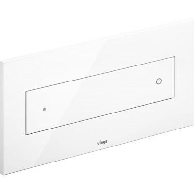 Клавиша смыва Viega Visign for Style 12 модель 8332.1, белая 596743