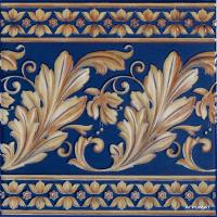 Плитка APE Ceramica Lord MAJESTY COBALTO 6×200×200
