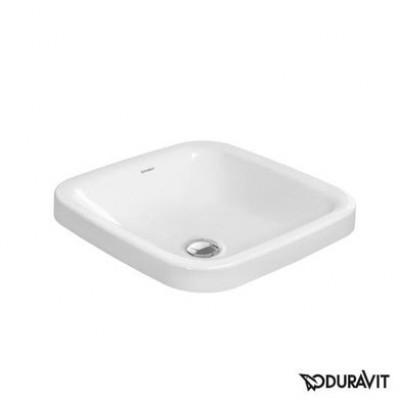 ⇨ Раковины | Керамическая раковина 43 см Duravit DuraStyle 0372430000 в интернет-магазине ▻ TILES ◅