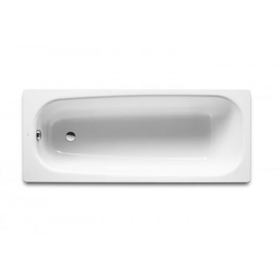 ⇨ Ванны | Ванна чугунная 170*70см ROCA CONTINENTAL A21291100R с покрытием против скольжения в интернет-магазине ▻ TILES ◅