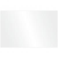 Плитка GOLDEN TILE белая матовая 000071 8×400×250