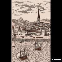 Плитка GOLDEN TILE Дамаско ДАМАСКО БЕЖЕВЫЙ E61301 8×400×250