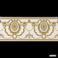 Плитка APE Ceramica Loire LIST AGUSTINE IVORY 8×250×100