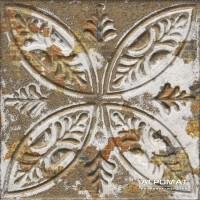 Плитка Aparici Aged DARK ORNATO декор 8×200×200