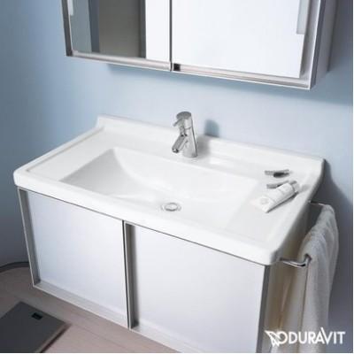 ⇨ Раковины | Керамическая раковина 85 см Duravit Starck 3 0304800041 в интернет-магазине ▻ TILES ◅