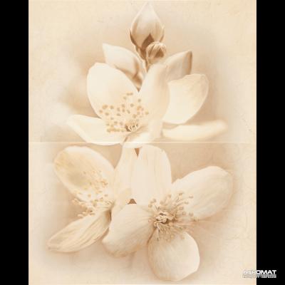 Плитка Cersanit Diana DEC FLOWER 8×500×400