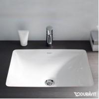 Керамическая раковина 49 см Duravit P3 Comforts 0305490022