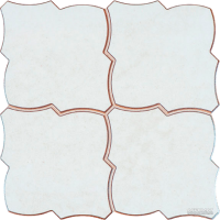 Керамогранит CRISTACER Carnaby SILVER 9×450×450